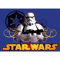 Covor Camera Copii Stormtrooper Star Wars 95x133 Cm Antiderapant