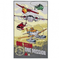 Covor One Mission Planes 80x140cm
