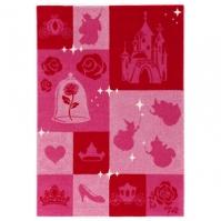 Covor Premium Princess Castle 133x190cm