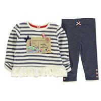 Crafted 2pc Crew Set72