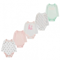 Crafted Essentials New Born 5 . Bodysuits