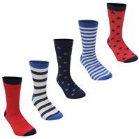 Sosete Crafted Essentials 5 . Stars and Stripes baieti