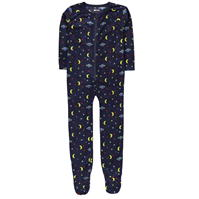 Bluze Pijama salopeta Crafted bleumarin Star and Planet pentru copii