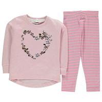 Crafted Heart Embellished Set Child pentru fete