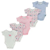 Crafted Mini Five . Bodysuits Babies