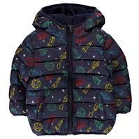 Jacheta Crafted Mini cu captuseala pentru baieti pentru Bebelusi