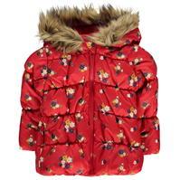 Jacheta Crafted Essentials cu captuseala pentru fete pentru Bebelusi