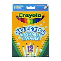 Crayola Bright Supertips 00