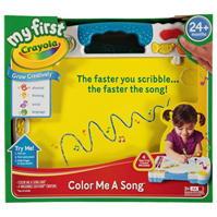 Crayola Color Me A Song