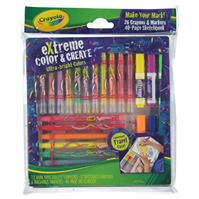 Crayola Extreme Colour and Create