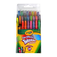 Crayola Mini Twisable Effct 00