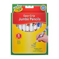 Creioane Crayola Grip 84