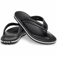 Crocs Crocband Flip W negru 206100 001