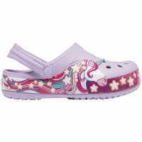 Crocs For FunLab Unicorn Band Cg K mov 206270 530 pentru Copii