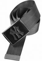Curea material textil MLB Premium gri MasterDis