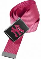 Curea material textil MLB Premium magenta MasterDis