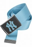 Curea material textil MLB Premium turcoaz MasterDis