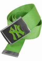 Curea material textil MLB Premium verde MasterDis