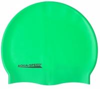 Casti de inot Aqua-speed Mega verde fluo 11/100