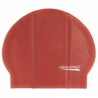 Mergi la Casti de inot AQUA-SPEED SOFT LATEX rosu 31