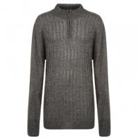 D555 Louie tricot cu fermoar 01