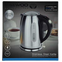 Daewoo Stainless Steel Kettle