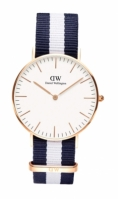 Daniel Wellington Mod Glasgow Rose Gold