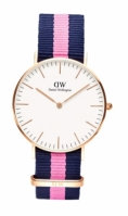 Daniel Wellington Mod Winchester Rose Gold