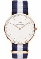 Daniel Wellington Watches Mod Glasgow Rose Gold