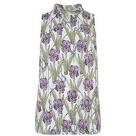 DARLING Amethyst Floral Top