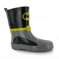 Cizme ploaie pentru copii Wellingtons DC Comics Batman