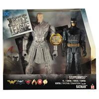 DC Justice League Steppenwolf Battle Figurines