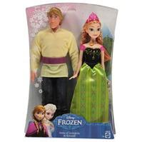 Set 2 Disney Frozen Dolls