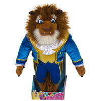 Disney Beauty And The Beast Beast 10 Inch Soft Toy