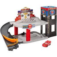 Disney Cars 3 Piston Cup Racing Garage