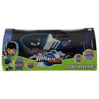 Disney Miles From Tomorrow Scout Rover RC