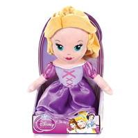 Disney Princess Cute 10 Inch Rapunzel Soft Toy