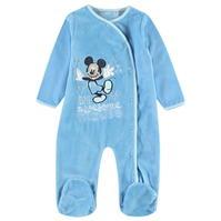 Disney Velour Bodysuit pentru Bebelusi