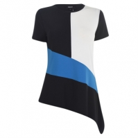 DKNY Colour Block Top