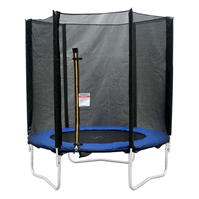 Donnay 6ft Trampoline cu Enclosure