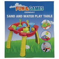 Donnay Sand and Water Play Table