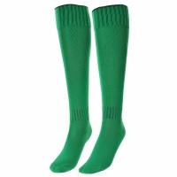 Jambiere pentru fotbal verde pentru fete