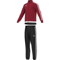 Treninguri adidas TIRO 15 PRE SUIT REPRESENTATION rosu / alb / negru / M64057 baietei