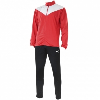 Trening Puma ESSENTIALS PRO POLY rosu and negru 655461 01 copii