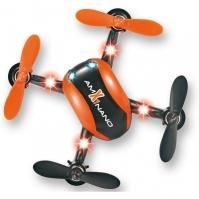 Drona Rc Quadcopter Micro Ufo Am X1 Nano 2.4 Ghz
