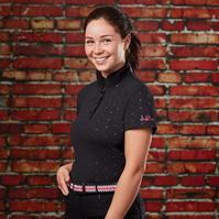 Tricouri Polo cu Maneca Scurta Dublin Marine pentru Femei