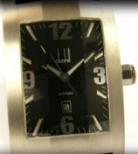 Dunhill Mod Dunhillion Automatic Ss Caseleather Strap