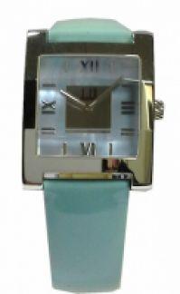 Dunhill Mod Facet Quartz din piele Strap 27x27mm - Wr :3atm