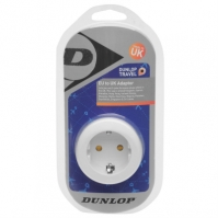 Dunlop EU to UK Adaptor