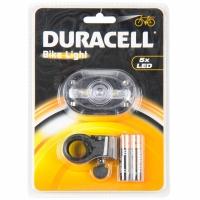 Lumina bicicleta DURACELL FRONT 5 LED 00915